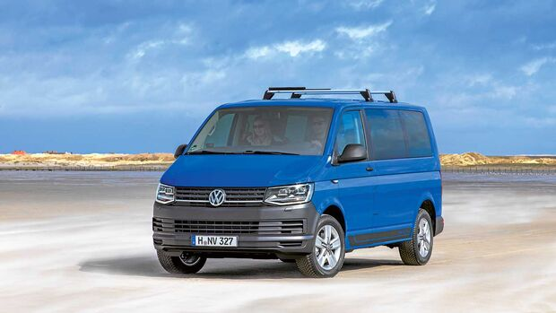 VW T6 Multivan Freestyle