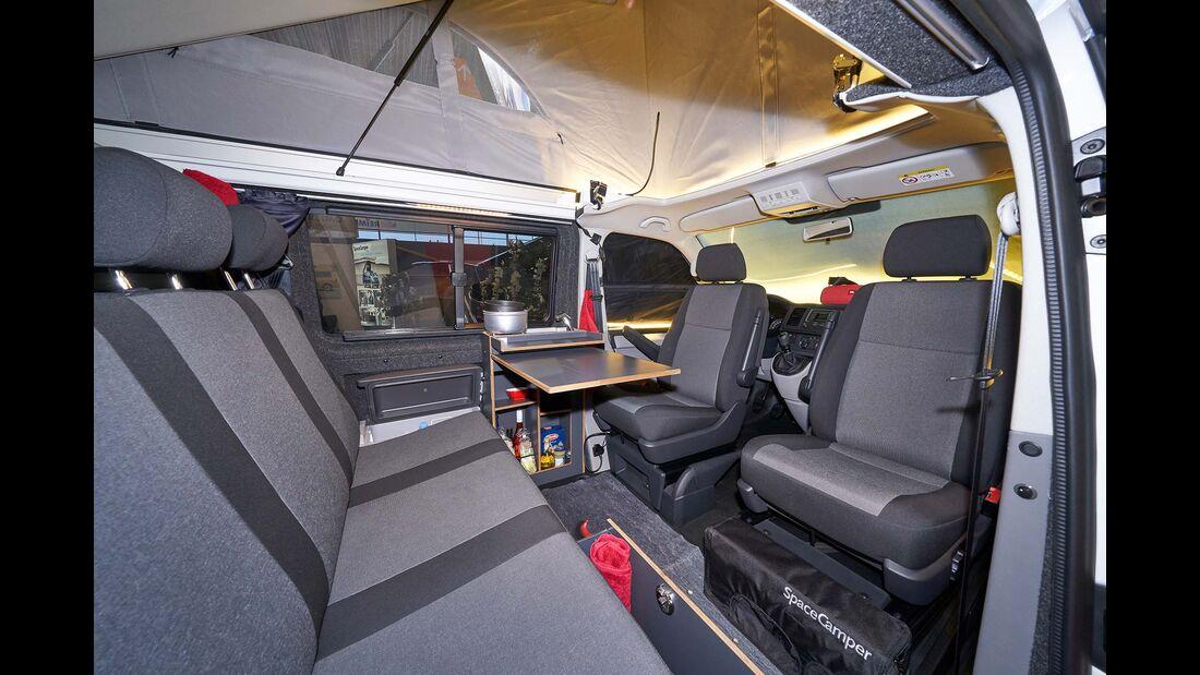 VW T6 Spacecamper