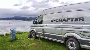 VW e-Crafter Nordkap