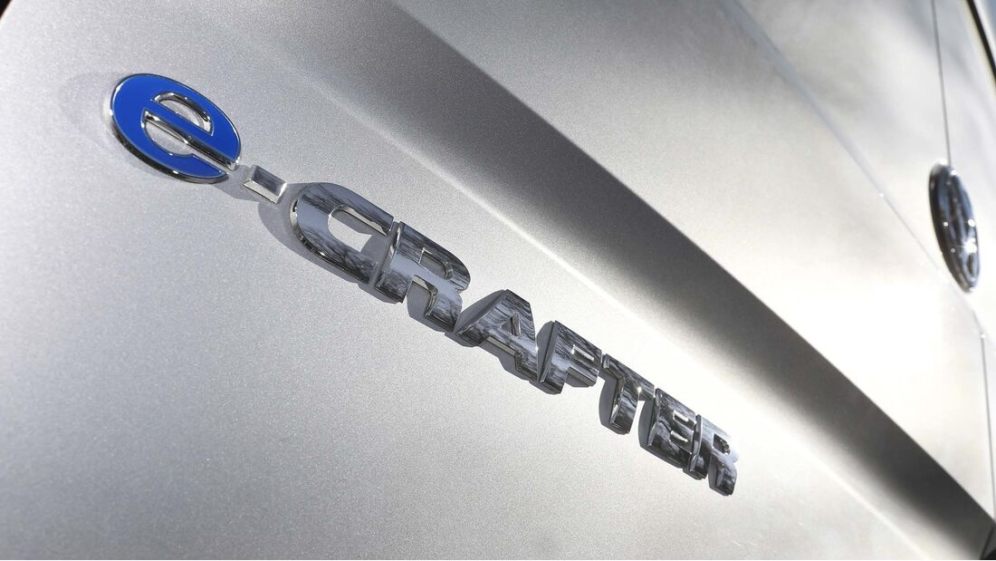 VW e-Crafter im Test
