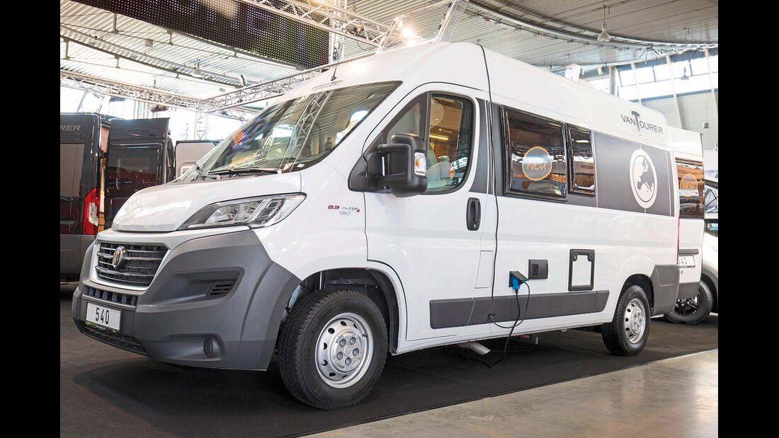 Van Tourer 540