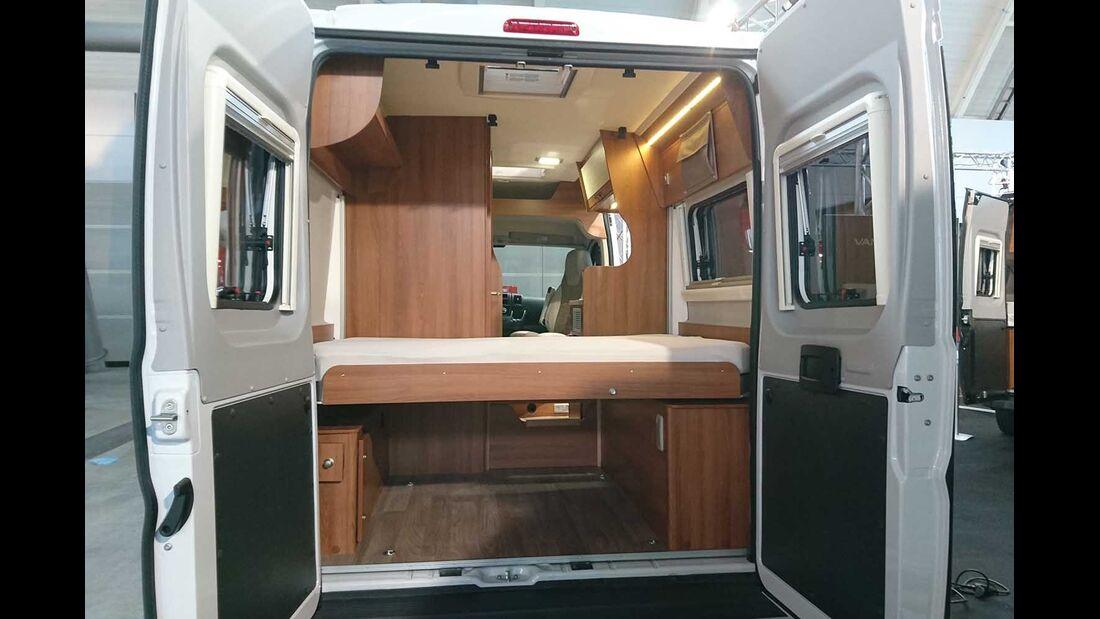 Van-Tourer 540 auf CMT (2017)