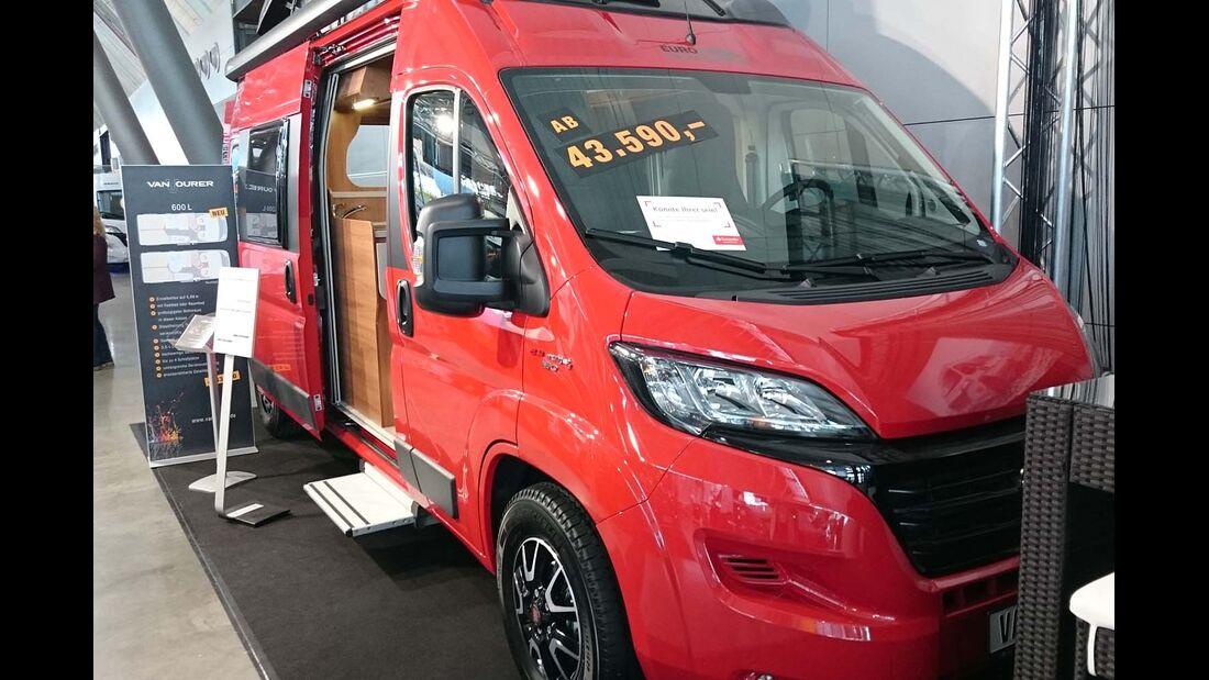 Van Tourer 600 L