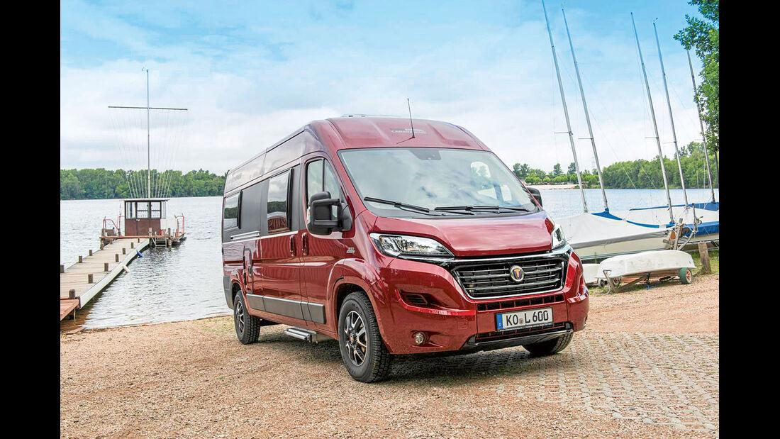 Van-Tourer Campingbus