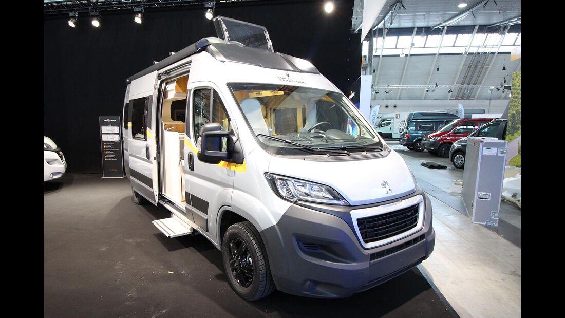 Van Tourer Cargo-Line (2018)