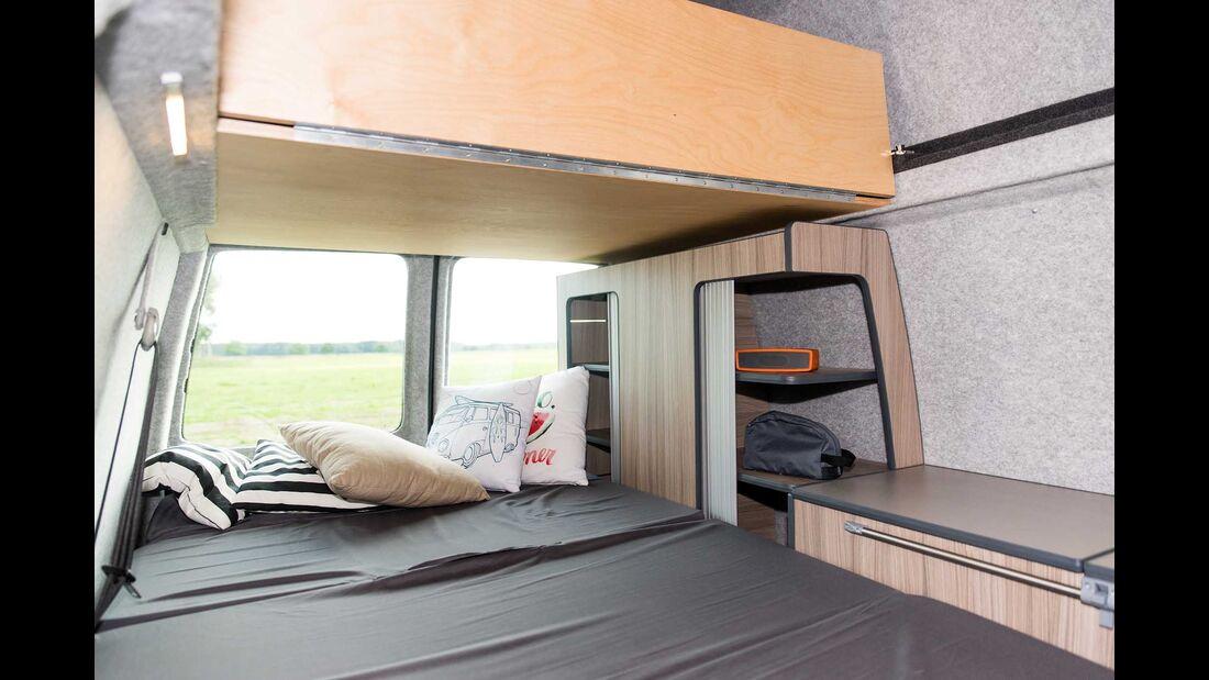 VanPaul Campingbus auf VW T13