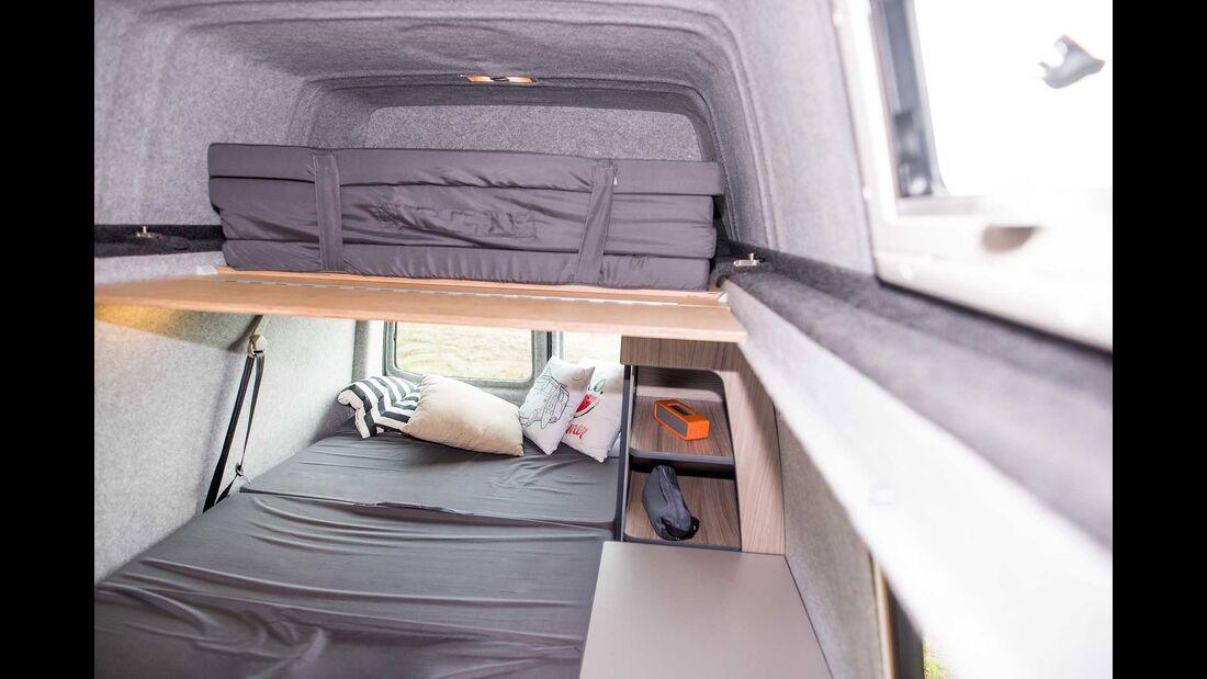 VanPaul Campingbus auf VW T14