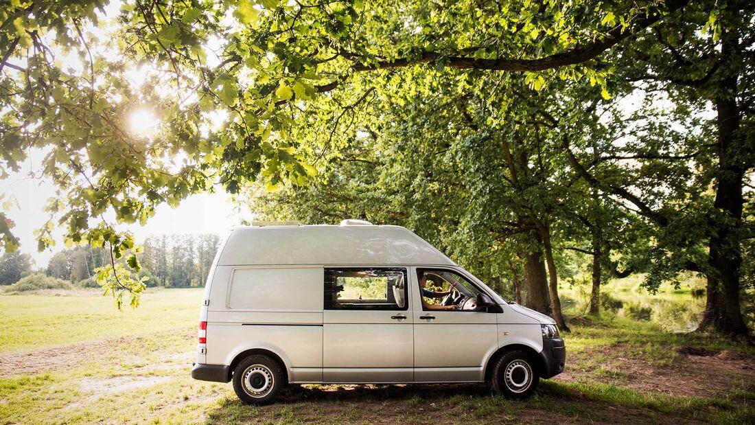 VanPaul Campingbus auf VW T5
