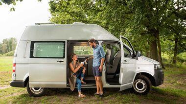 VanPaul Campingbus auf VW T6