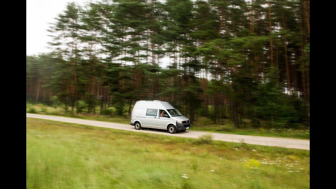 VanPaul Campingbus auf VW T8