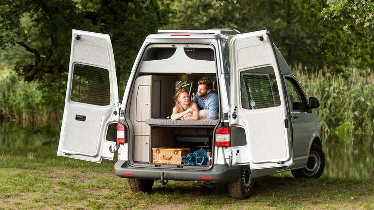 Paulcamper Entwickelt Campingbus Vanpaul Ab 37 000 Euro Promobil