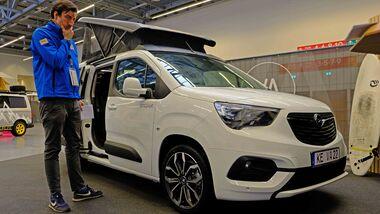 Vanderer Minicamper auf Opel Combo (2021)