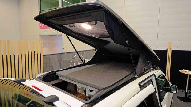 Vanderer Opel Combo (2021)