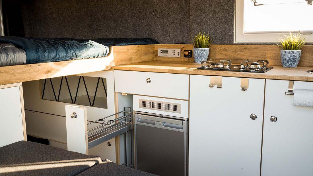 Vanlife Manufaktur Concept Camper