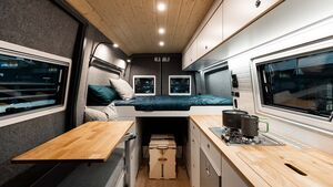 Vanlife Manufaktur Escape Concept Camper