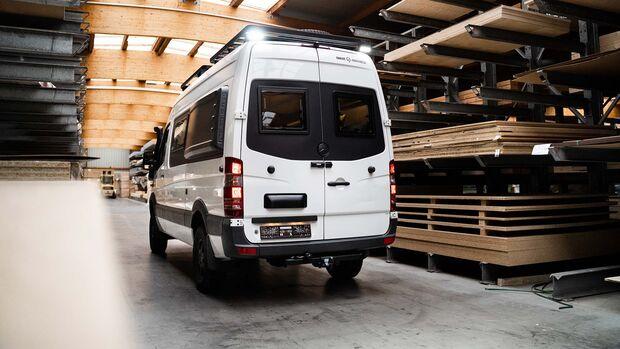 Vanlife Manufaktur Escape Concept Camper