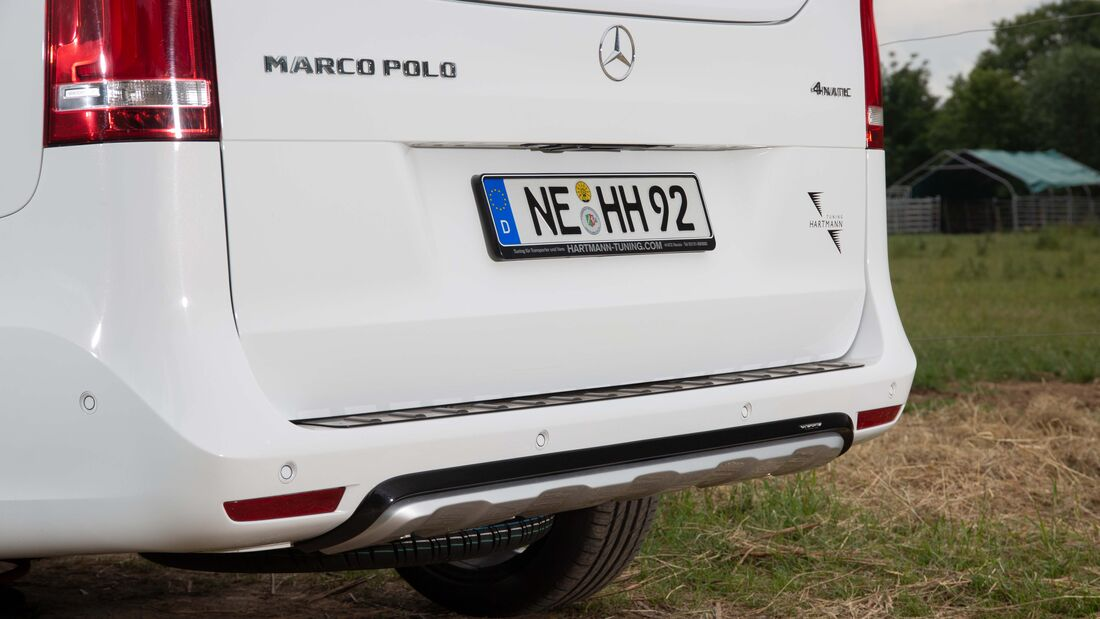 Vansports Marco Polo Gravity Glamper