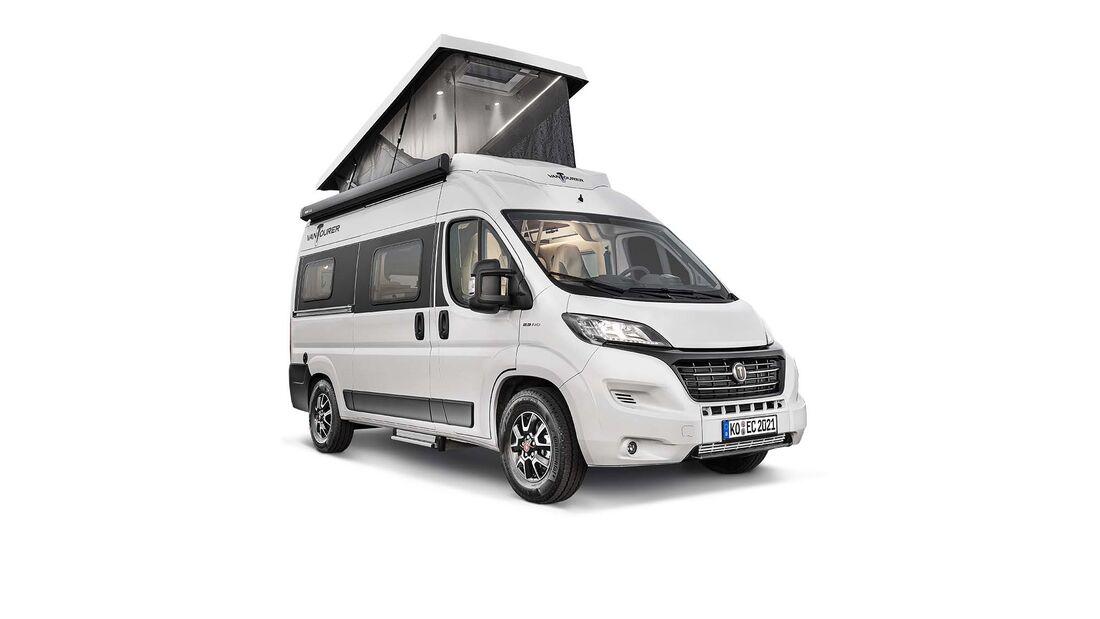 Vantourer Campingbus 540 D