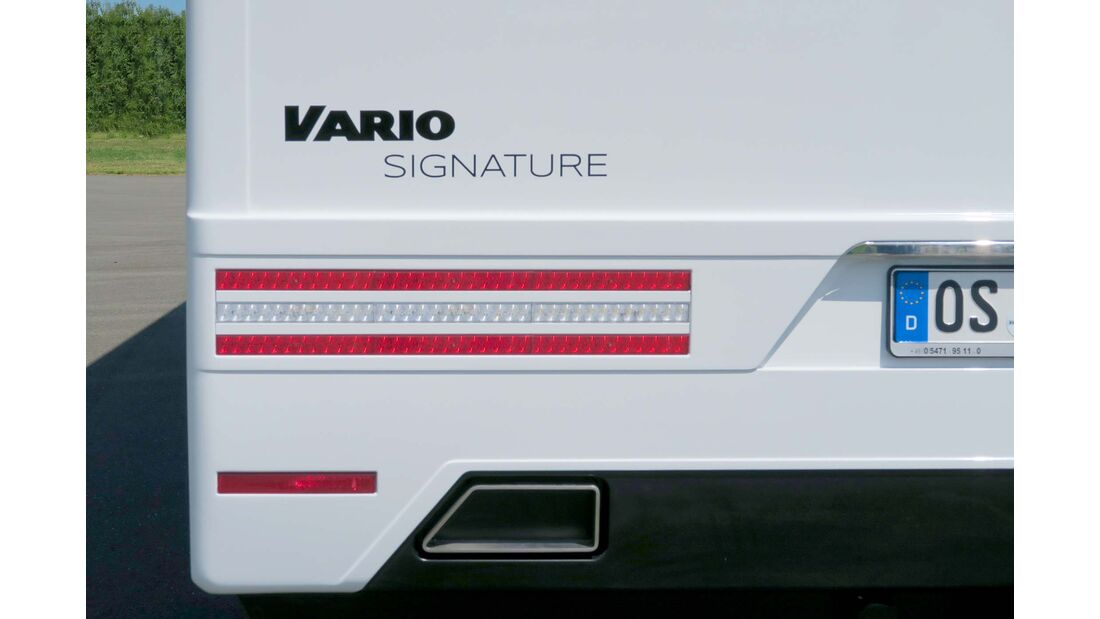 Vario Mobil Signature 1200 Teilintegrierter