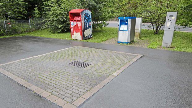 Ver- und Entsorgungseinrichtungen Sauerlandpark
