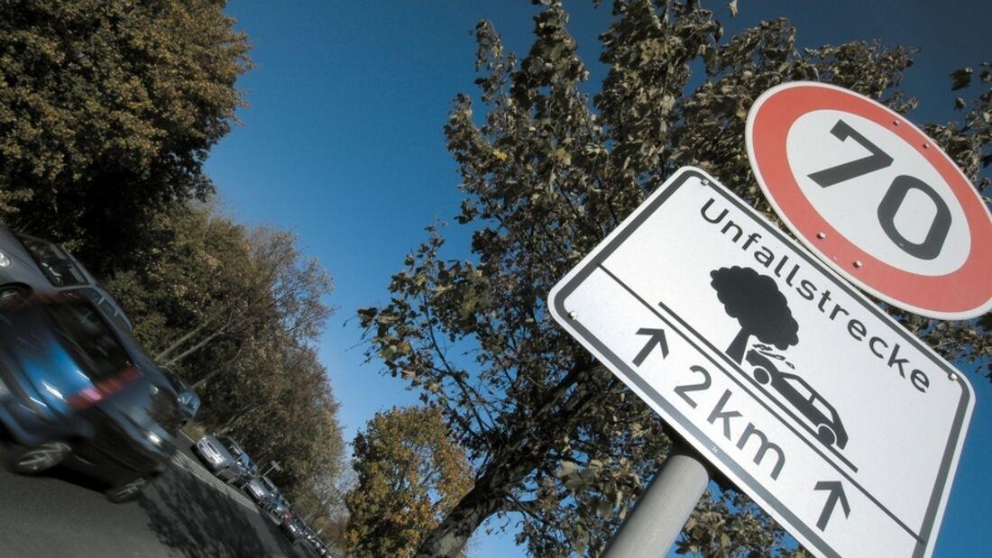Vergangenes Jahr sind weniger Menschen im Straßenverkehr ums Leben gekommen als 2009; darunter sind aber wieder mehr Kinder