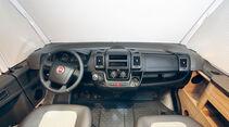 Vergleich: Integrierten-Cockpits, Armaturenbrett Adria