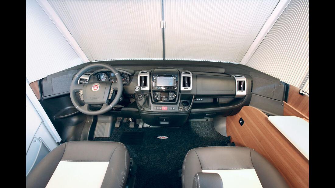 Vergleich: Integrierten-Cockpits, Armaturenbrett LMC
