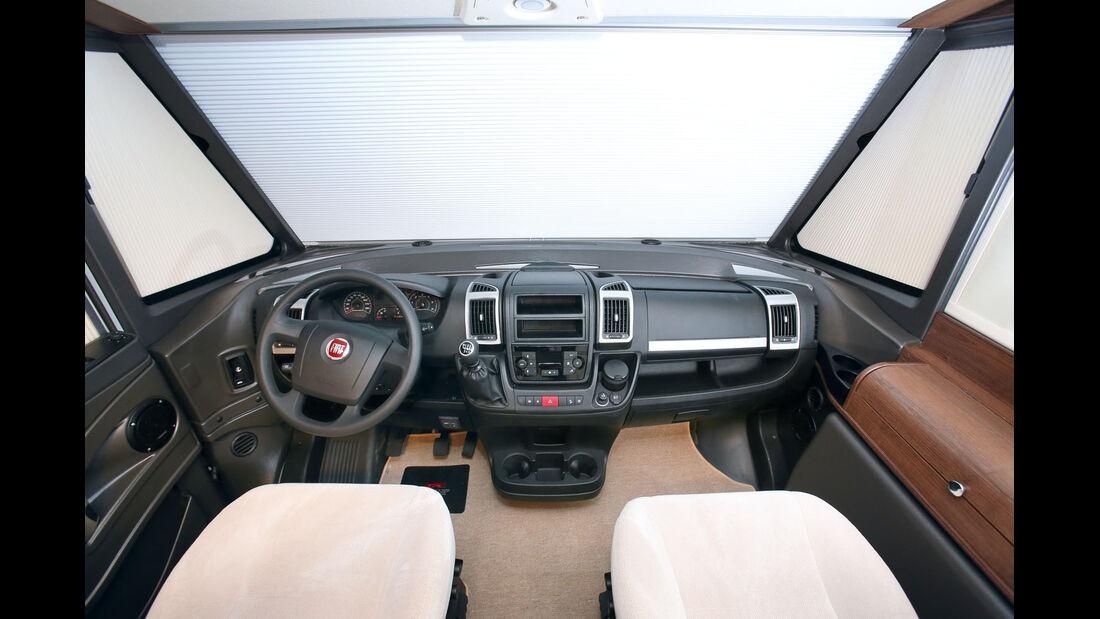 Vergleich: Integrierten-Cockpits, Armaturenbrett Laika