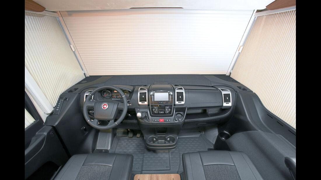 Vergleich: Integrierten-Cockpits, Armaturenbrett N+B Arto