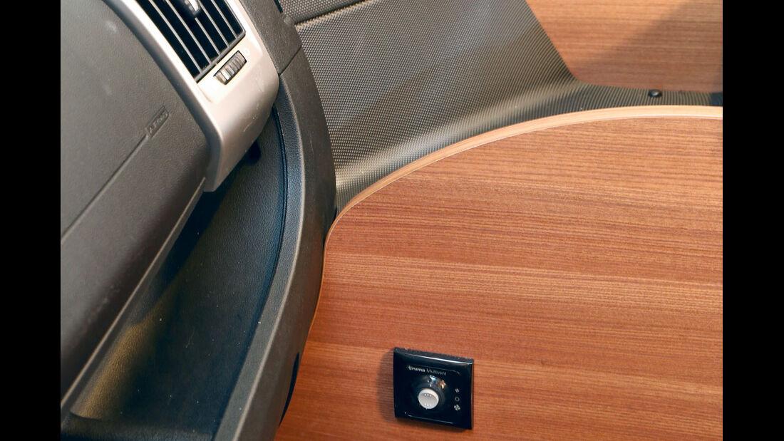 Vergleich: Integrierten-Cockpits, Lautsprecher