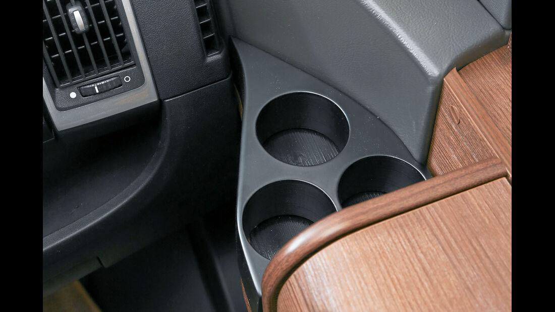 Vergleich: Integrierten-Cockpits, Verkleidung