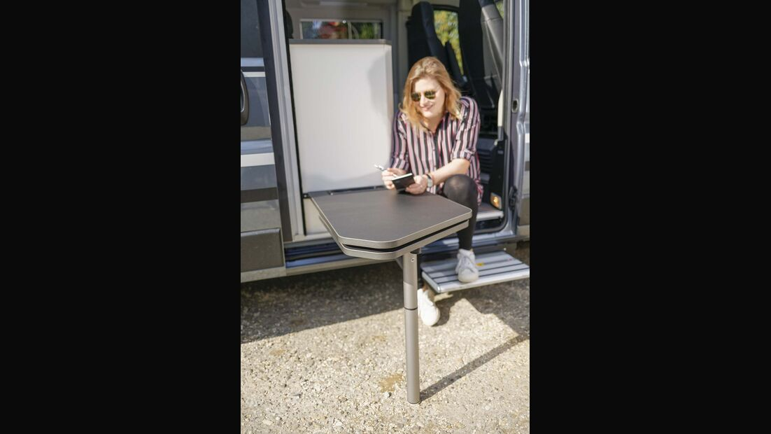 Vergleichstest Adria Twin Van Tourer