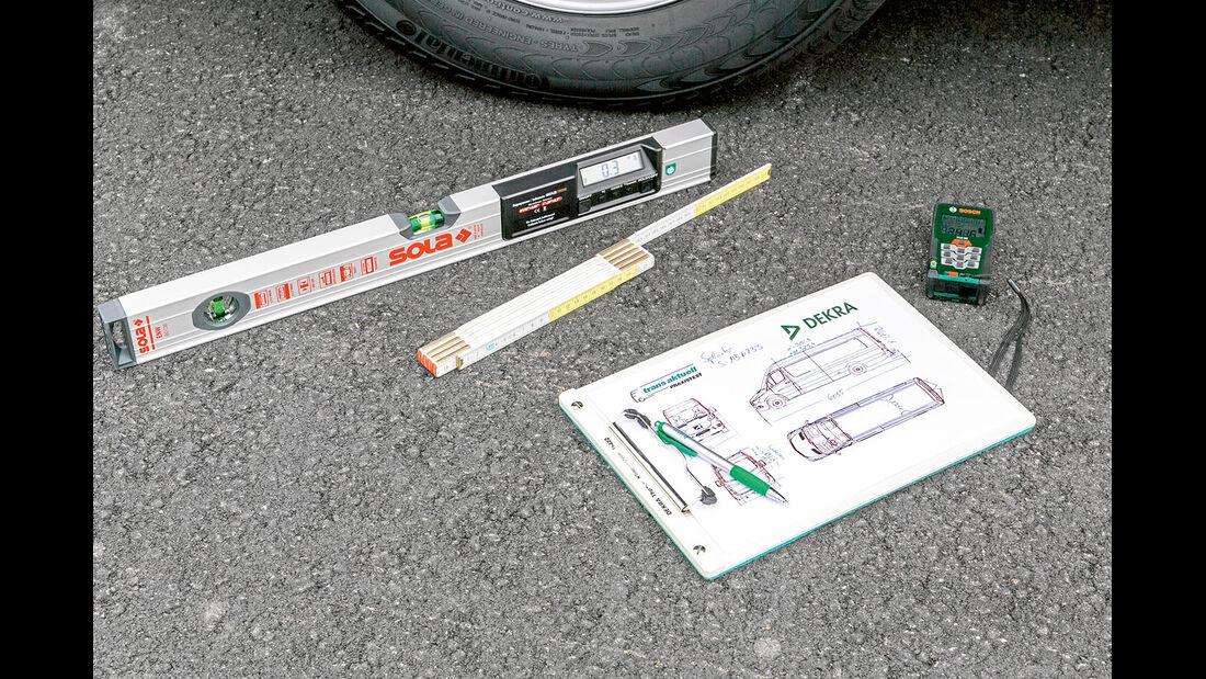 Vergleichstest, Basisfahrzeuge, Gewichte & Kosten: vermessen, gewogen, geprüft