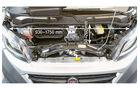 Vergleichstest, Basisfahrzeuge, Servicefreundlichkeit: Fiat-Motor