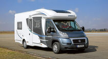 Vergleichstest: Chausson Welcome 69/Dethleffs 30 Years T 6801–4/Knaus Sky Wave 650 MF