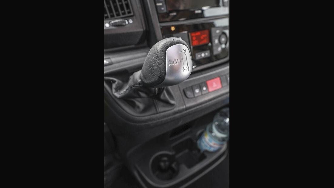 Vergleichstest Fiat Ducato