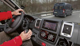 Vergleichstest: Fiat-Ducato-Motoren mit Comfortmatic