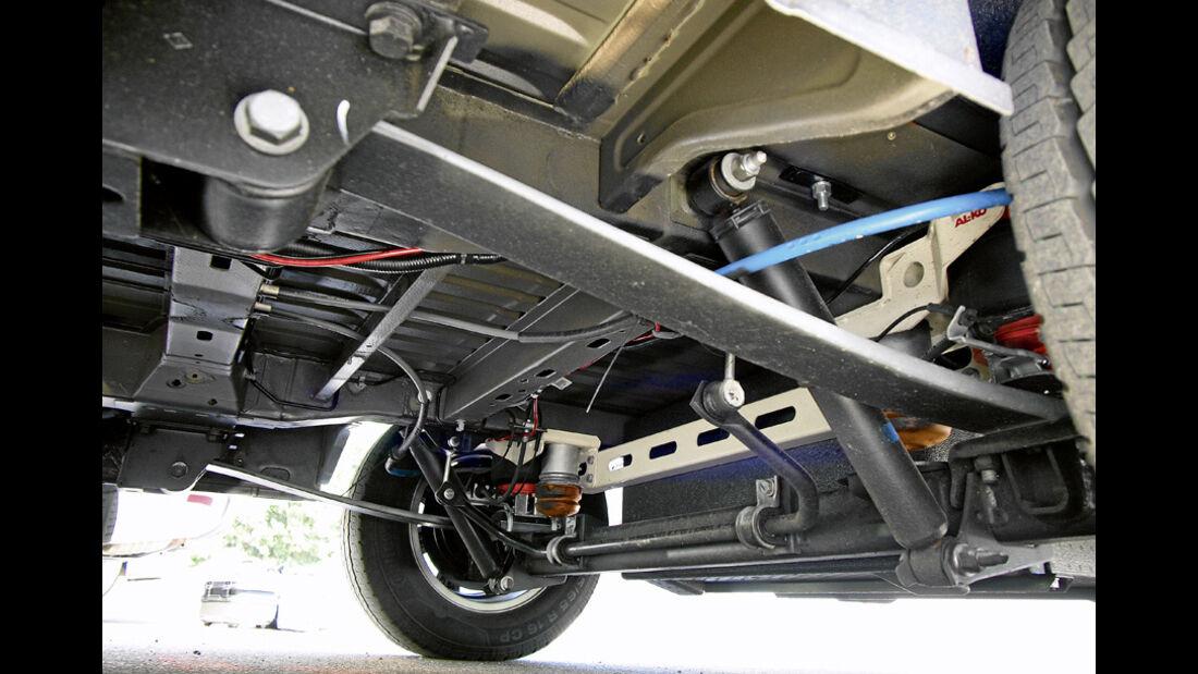 Vergleichstest, Fiat Ducato/Renault Master