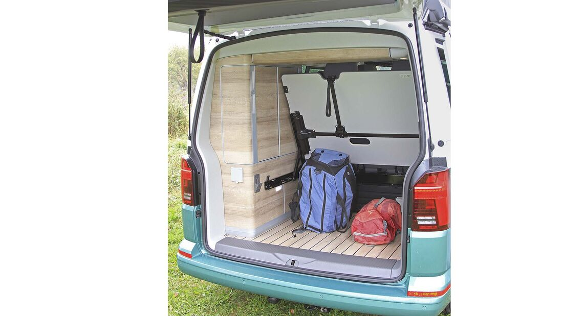 Vergleichstest Fischer Octobus- VW Caddy 6.1
