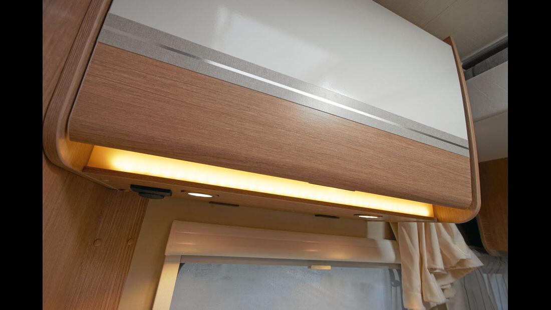 Vergleichstest: Forster T 738 EB/Sunlight T 67/ Weinsberg TI 700 MEH
