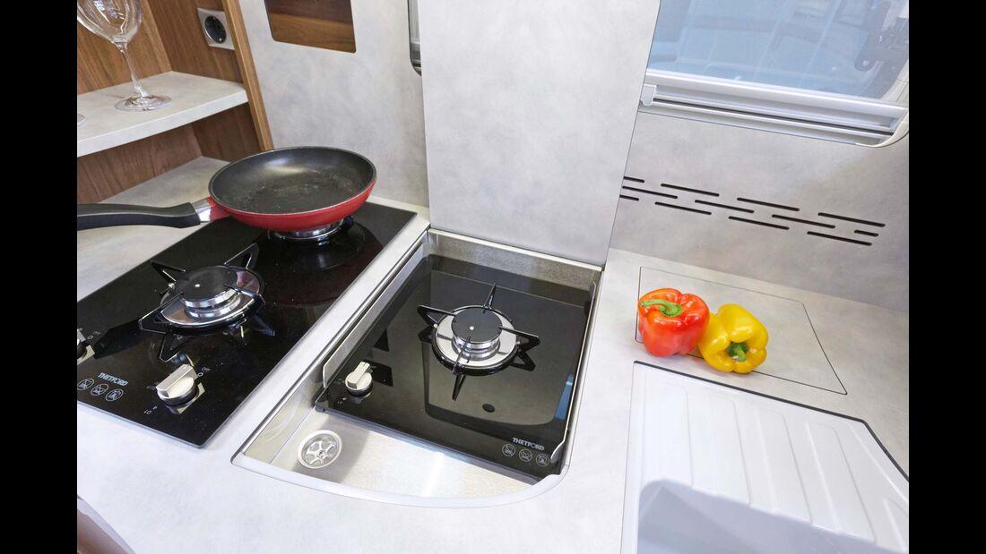 Vergleichstest Frankia Küche
