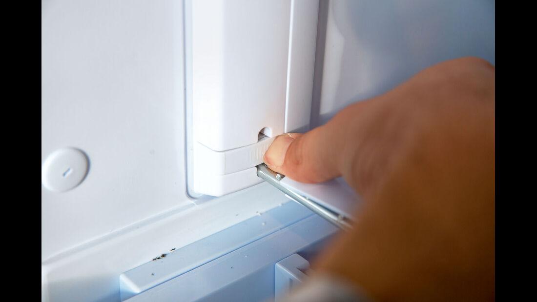 Vergleichstest: Kühlschränke, Dometic Clips