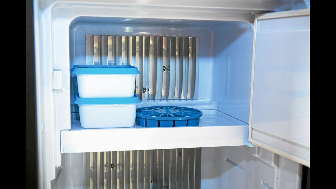 Vergleichstest: Kühlschränke, Dometic Eisfach