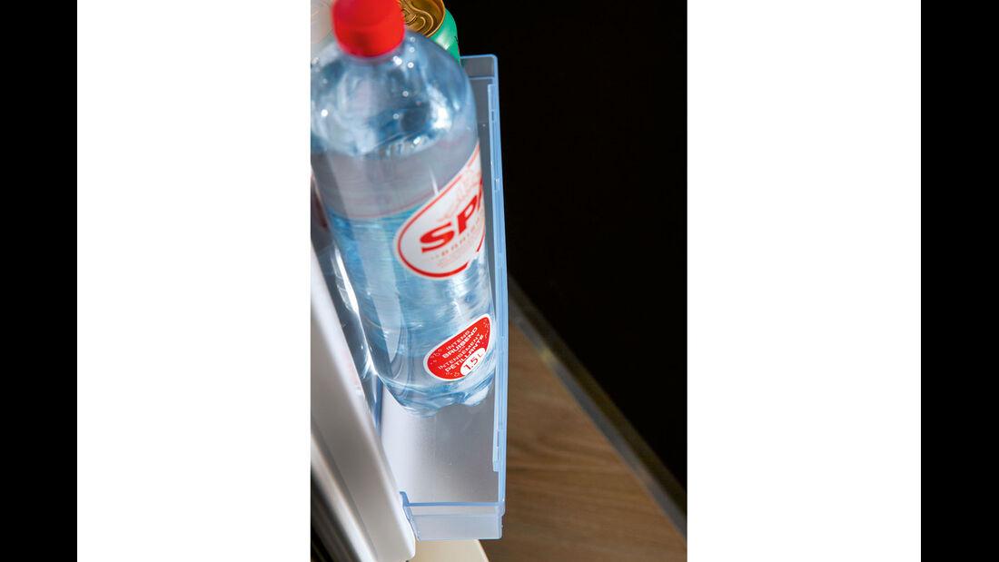 Vergleichstest: Kühlschränke, Dometic Seitenfach