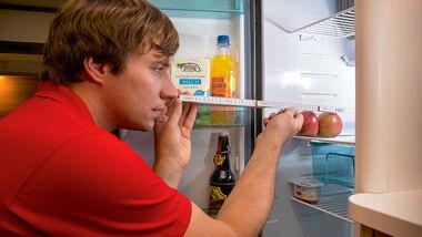 Vergleichstest: Kühlschränke, Kühlschrank