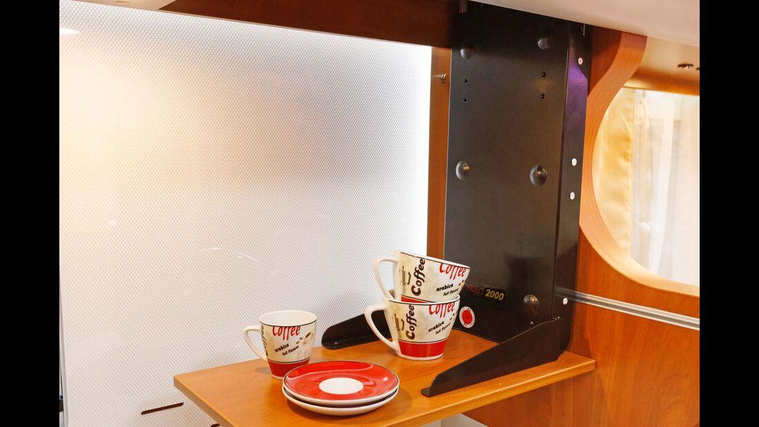 Vergleichstest Laika Küche