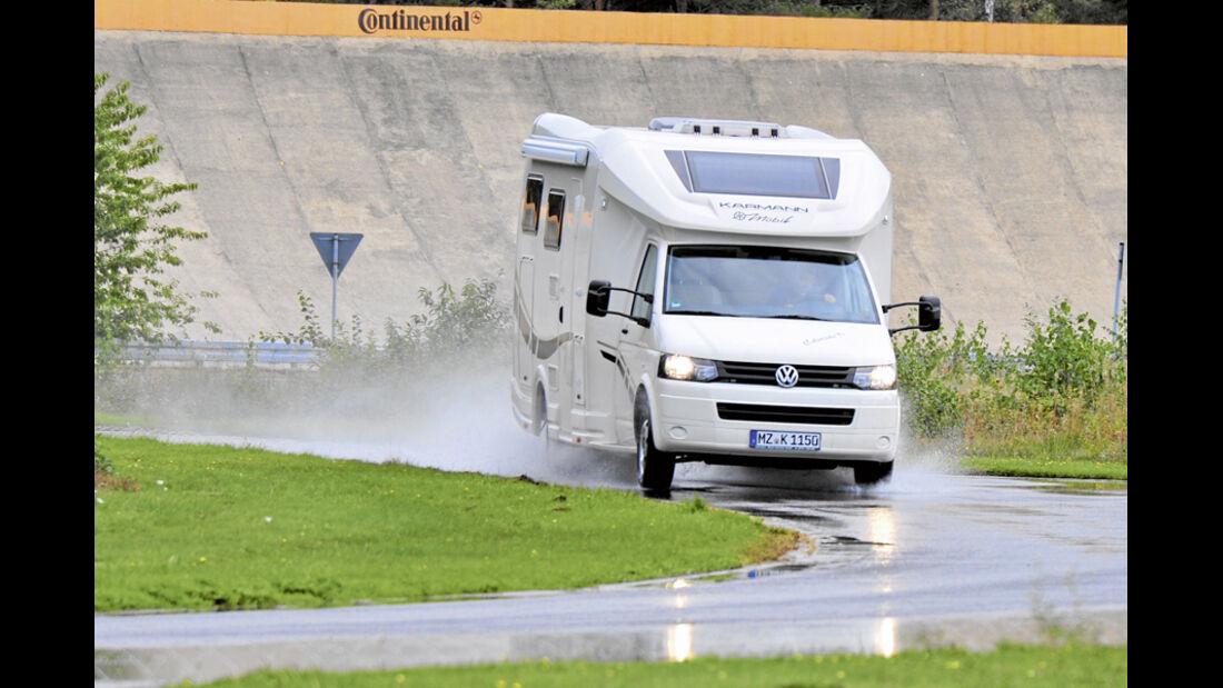 Vergleichstest Sommerreifen für Reisemobile