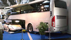 Volkner Performance Bus Luxus Wohnmobil Reisemobile Caravan Salon 2009