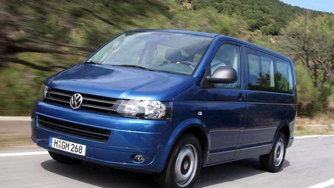 Volkswagen Nutzfahrzeuge hat in den ersten elf Monaten des Jahres 2011 erneut ansteigende Verkaufszahlen verzeichnet