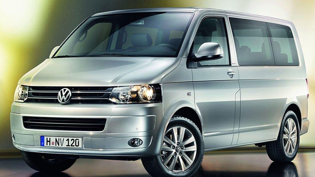 Volkswagen präsentiert das Sondermodell Multivan Match mit verschiedenen Preisvorteilen zwischen 1.600 und 6.600 Euro